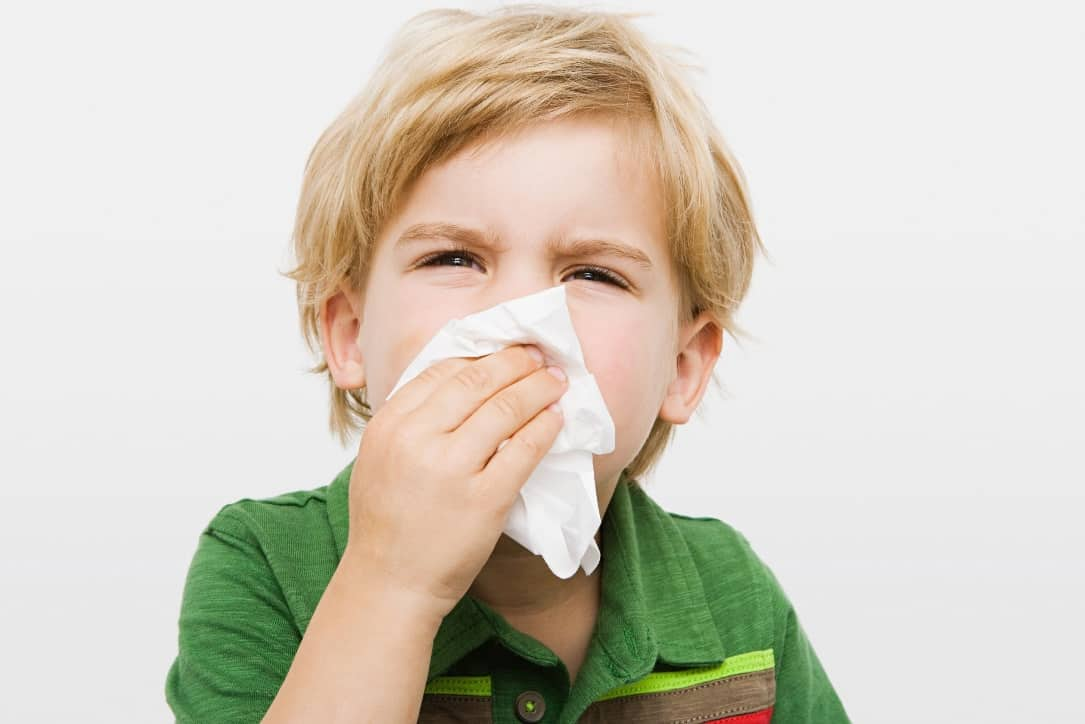 Runny nose is NOT a sign your child has coronavirus, top medic blasts -  Sound Health and Lasting Wealth